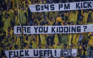 UEFA, Dortmund