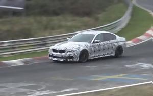 """BMW M5, """"αέρα"""", Nurburgring, BMW M5, """"aera"""", Nurburgring"""