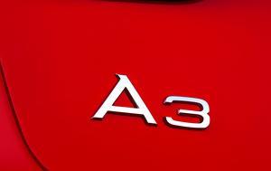 Νέο Audi A3, 2019, neo Audi A3, 2019