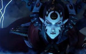 Orks, Eldar, Dawn, War III