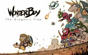 Wonder Boy, Dragons Trap