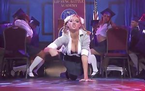 Kate Upton, Britney Spears