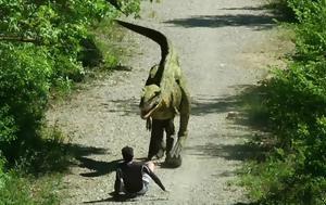 Remi Gaillard, … Jurassic Park