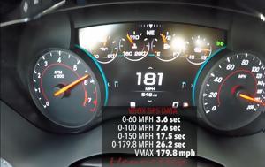Δες, Camaro ZL1, 0-290, des, Camaro ZL1, 0-290