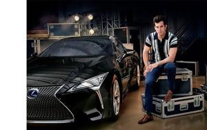 Mark Ronson, Lexus