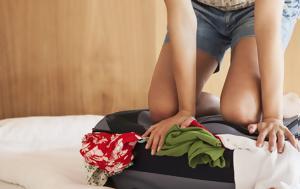 Τα 7 πράγματα που πρέπει να βγάλετε από τη βαλίτσα πριν ταξιδέψετε