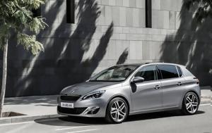 Peugeot 308 1 6 BlueHDi EAT6 Auto, Οικογενειάρχης, Peugeot 308 1 6 BlueHDi EAT6 Auto, oikogeneiarchis