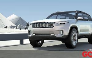 6θέσιο Jeep Cherokee, Κίνα, 6thesio Jeep Cherokee, kina