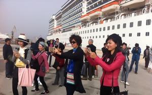 Celestyal Cruises, Υποδέχεται, Κινέζων, Celestyal Cruises, ypodechetai, kinezon