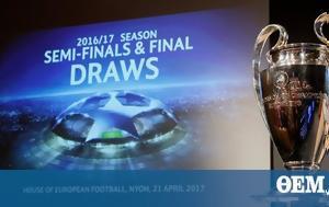 Champions League, Real Madrid, Atletico- Juventus, Monaco