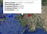 Σεισμός 49 Ρίχτερ, Τουρκία - Νοτιοανατολικά, Μυτιλήνης,seismos 49 richter, tourkia - notioanatolika, mytilinis