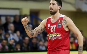 SDNA#039s, Giannis Athinaiou, Olympiacos BC