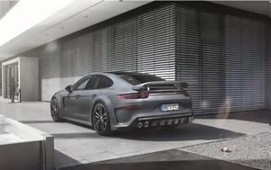 GrandGT, Porsche Panamera, Techart