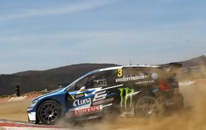 RallycrossRX, Επίδειξη, RallycrossRX, epideixi