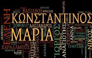 Τα ελληνικά ονόματα σχεδόν πάντα σημαίνουν κάτι... Το δικό σου όνομα τι σημαίνει;