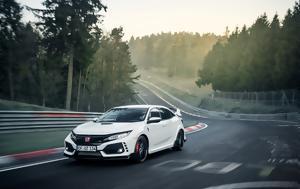 Honda Civic Type R, 'Ring