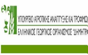 Προσλήψεις, ΕΛ Γ Ο, ΔΗΜΗΤΡΑ, proslipseis, el g o, dimitra