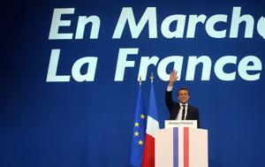 Les Echos, Εμανουέλ Μακρόν, Les Echos, emanouel makron