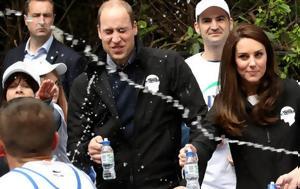 Απίστευτο Δρομέας, William, Kate Middleton, apistefto dromeas, William, Kate Middleton
