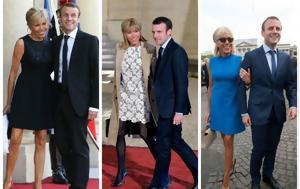 Brigitte Macron, Γαλλίδα Jane Fonda Χαμός, Brigitte Macron, gallida Jane Fonda chamos