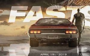 Fast, Furious 9