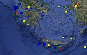 Σεισμός, Κρήτη, seismos, kriti