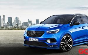 Opel Grandland X, OPC