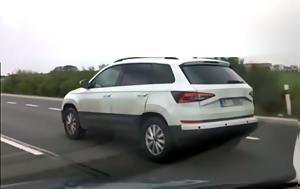 Spy Video, Skoda Yeti