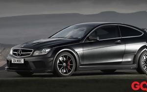 Bye Bye Mercedes-AMG C63 Black Series