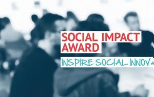 Άνοιξε, Social Impact Award Greece 2017, anoixe, Social Impact Award Greece 2017