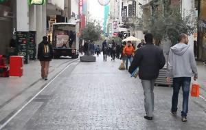 Η αγορά λέει «όχι» στην απελευθέρωση της κυριακάτικης λειτουργίας των καταστημάτων