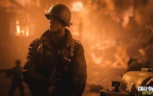 Όλες, Call Of Duty, WWII, oles, Call Of Duty, WWII