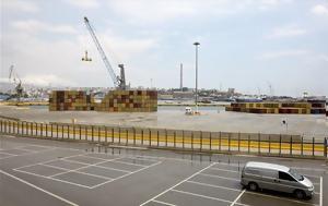 Piraeus Terminal, Goal, Med, 2019