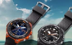 Διαθέσιμο, Casio Pro Trek F20 Android Smartwatch, diathesimo, Casio Pro Trek F20 Android Smartwatch
