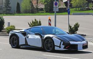 Spy Photos, Ferrari, 488 GTO