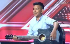 16χρονος, X Factor, 16chronos, X Factor