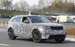 Spy Photos, Velar SVR, BMW X6 M