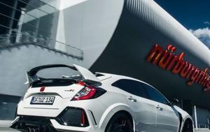 Honda Civic Type R, Nürburgring [vids]
