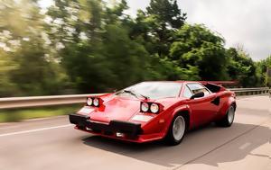Πωλείται, Lamborghini Countach 5000 QV, 1987, 10 000, poleitai, Lamborghini Countach 5000 QV, 1987, 10 000