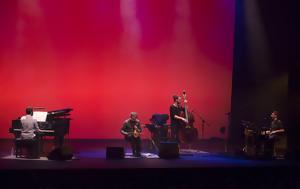 Σωκράτης Σινόπουλος Quartet, 17ο Athens Technopolis Jazz Festival, sokratis sinopoulos Quartet, 17o Athens Technopolis Jazz Festival