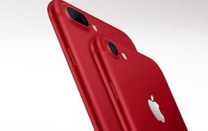 Phone 7, Phone 7 Plus, RED