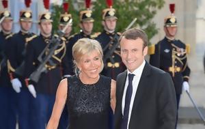 Emmanuel, Brigitte Macron