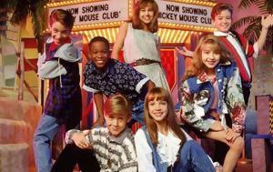 Όταν, Mickey Mouse Club, otan, Mickey Mouse Club