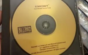 Blizzard, Source Code, StarCraft
