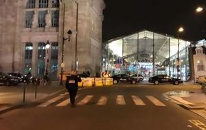 Παρίσι, Ολονύχτιος, Gare, Nord, parisi, olonychtios, Gare, Nord
