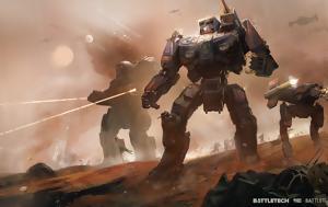 Battletech -based