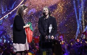 Eurovision, 758, Πορτογαλία, Ρονάλντο, Eurovision, 758, portogalia, ronalnto