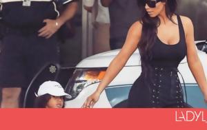 Άβολο, 4χρονη, Kim Kardashian, avolo, 4chroni, Kim Kardashian
