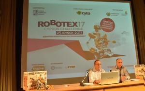 """Παρουσίαση, 1ου """"CYPRUS ROBOTEX CHALLENGE"""", parousiasi, 1ou """"CYPRUS ROBOTEX CHALLENGE"""""""