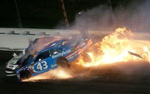 Σκληρό, NASCAR, skliro, NASCAR